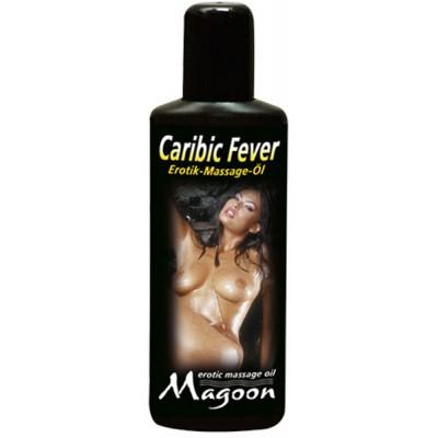 Tělový olej CARIBIC FEVER 100 ml