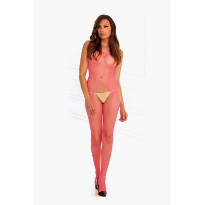 Catsuit NEON pink