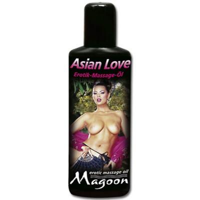 Tělový olej ASIAN LOVE 100 ml