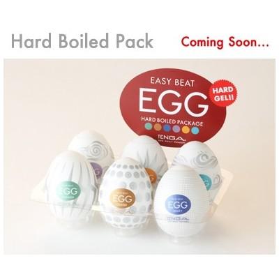 Pánský masturbátor vajíčko Tenga Egg Mix2 - uvnitř bílá, obal různé