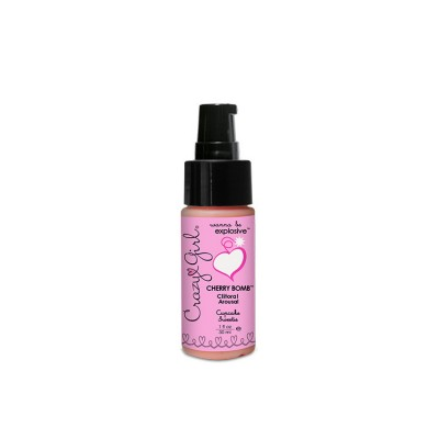 Gel CRAZY GIRL CLITORAL AROUSAL Cupcake 30 ml