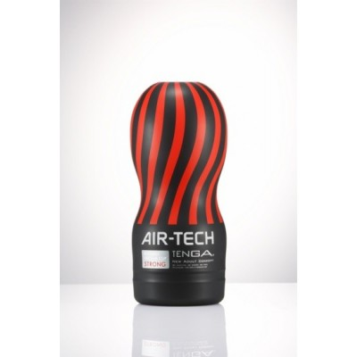 Pánský masturbátor Tenga Air-Tech Strong - černá