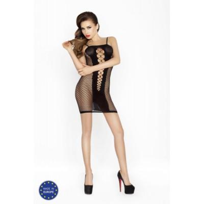 Šaty PASSION BS027 černé S-L