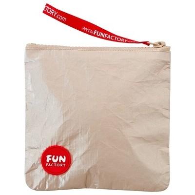 Luxusní pouzdro na potěšení Toy Bag - zlatá