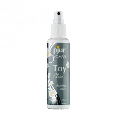 Sprej PJUR WOMAN TOY CLEAN 100 ml