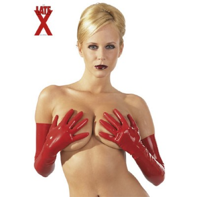 Rukavice LATEXOVÉ