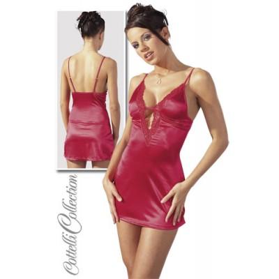 Šaty červené VALERIE