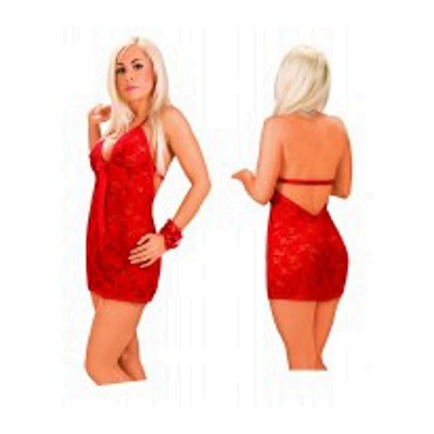 Košilka ROXANA červená