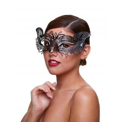 Maska na oči METAL VENETIAN COURTESAN