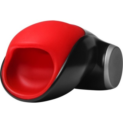 Pánský masturbátor FunFactory Cobra Libre 2 Supersport XMAS - černo-červená