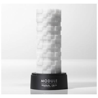 Pánský masturbátor Tenga 3D MODULE - bílá