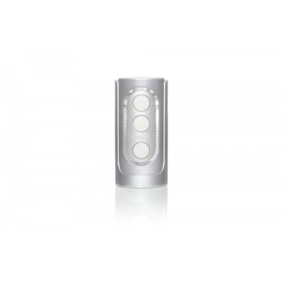 Luxusní honítko Tenga Flip Hole Silver - stříbrná