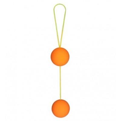 Venušiny kuličky FUNKY LOVE BALLS oranžové