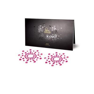Bijoux Indiscrets Mimi Pink - ozdoby na bradavky -