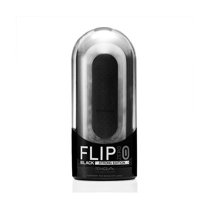 Luxusní honítko Tenga Flip Hole Zero Black - černá