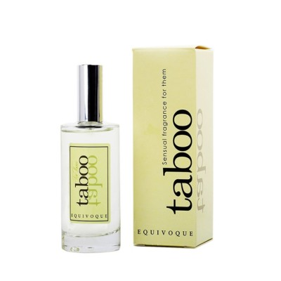 Toaletní voda RUF TABOO EQUIVOQUE FOR HIM AND HER 50 ml