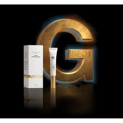 YFL vzrušivý gel pro ženy G-Spot - čirá