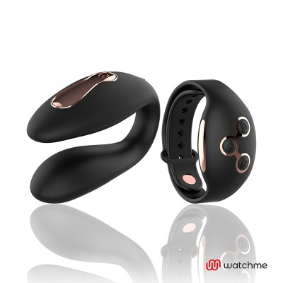 Vibrátor ANNE´S DESIRE Dual Pleasure Wirless Technology Watchme