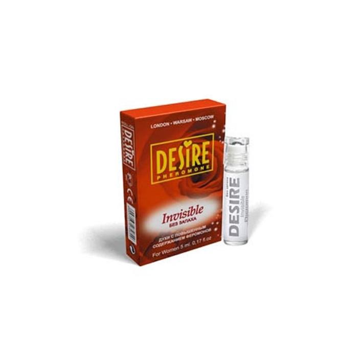 Feromony bez parfému - pro ženy