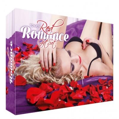 Sada RED ROMANCE GIFT SET