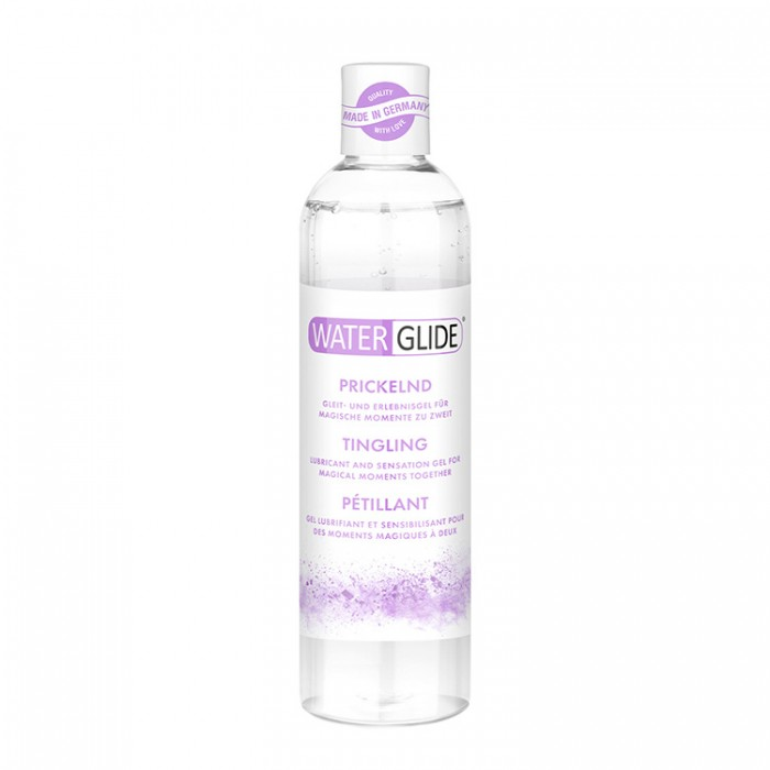 Lubrikační gel WATERGLIDE TINGLING 300 ml