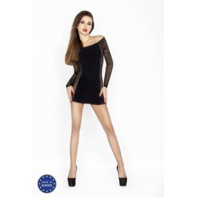 Šaty PASSION BS025 černé S-L