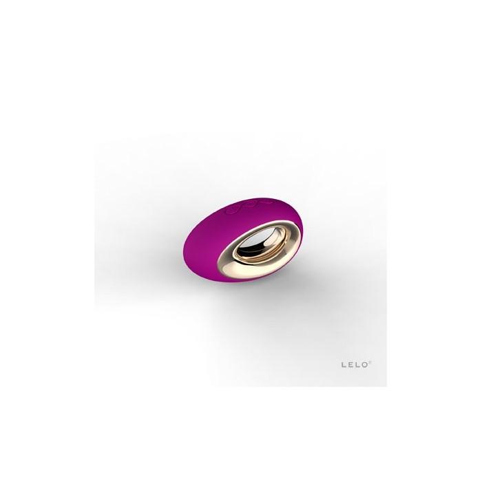 Alia - luxusní vibrátor z kolekce Lelo Insignia - fialová