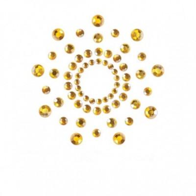 Bijoux Indiscrets Mimi Classic - ozdoby na bradavky - zlatá