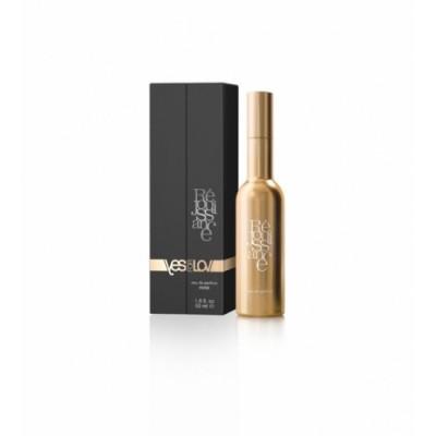YESforLOV REJOUISSANCE parfém pro ženy (EDP) - flakonek zlatá / čirá