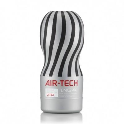 Pánský masturbátor Tenga Air-Tech Ultra Size - šedá