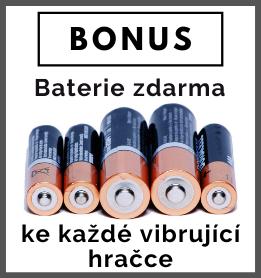 Baterie zdarma!!!
